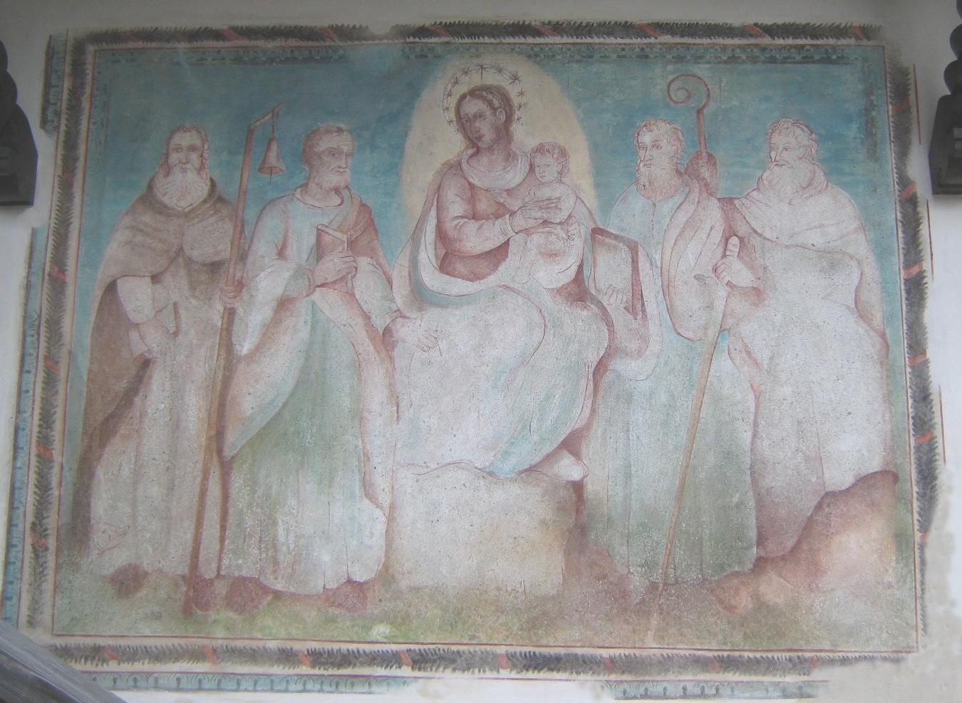 Sacra conversazione, Cepina - Valdisotto (SO)